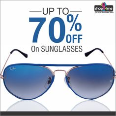 Get 70% off on all RayBan glasses. shop at shopit4me.com.