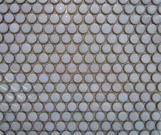 penny tile grey