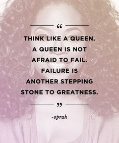 Quotes to build confidence: these words from Oprah to inspire others! ...♥♥...