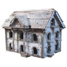 Old Martin Birdhouse