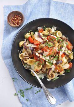 One-Pot Orecchiette Pasta