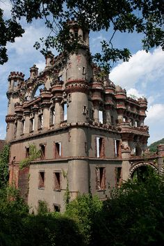 Bannerman's Castle - Pollepel Island, NY