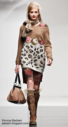 Simona Barbieri - Джемперы, пуловеры, свитера - Галерея - Knitting Forum.Ru