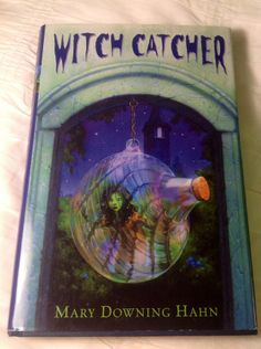 Witch Catcher by Mary Downing Hahn Fantasy Like New Hardcover Book with dust jacket Read once Smoke free home No writing, tears, stains, dog ears No smells Perfect Book for gift  Pick up @ my Sango home  $8