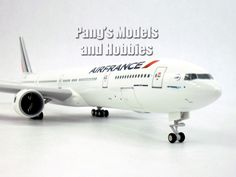 Boeing 777-300ER (777, 777-300) Air France 1/200 Scale by Sky Marks