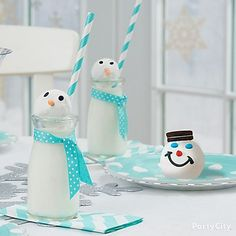 Snowman-Themed Winter Party Ideas - Party City