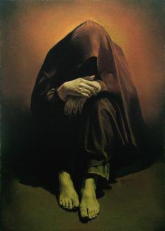Grief byMorteza Katouzian