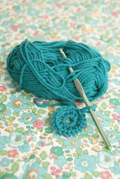 some good tips on basic crochet. good for beginners.