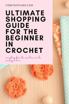 Learn what you'll need to get started to learn the craft of crocheting. Learn To Crochet, Lifestyle Blog, Crocheting, Crafts, Articles, Tutorials, Shopping, Crochet, Manualidades