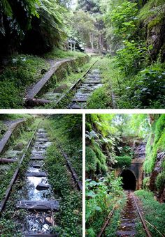 (Sub) Urban Exploration: A Closer Examination of the Abandoned Helensburgh Railway Station