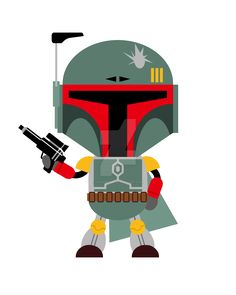 A lot of free downloadable Star Wars clip art