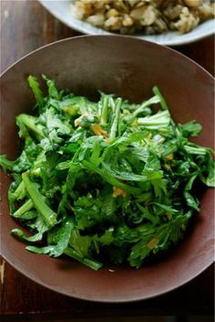 vege dining 野菜のごはんPowered by Ameba Salad Recipes, Vegan Recipes, Cooking Recipes, Fruits And Veggies, Vegetables, Seaweed Salad, Japanese Food, Vegetable Recipes, Love Food