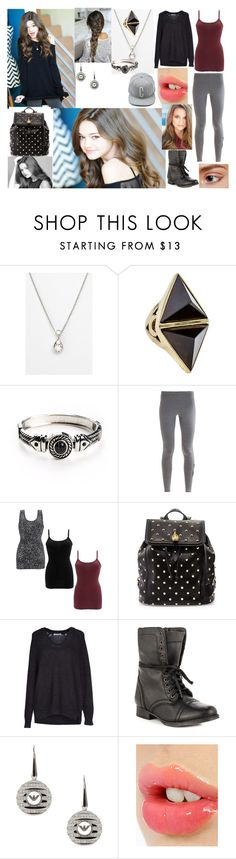 """Untitled #212"" by trustsalvatore ❤ liked on Polyvore featuring Kwiat, Zimmermann, NIKE, BKE core, Alexander McQueen, T By Alexander Wang, Zigi Soho, Emporio Armani, Charlotte Tilbury and Jack & Jones"
