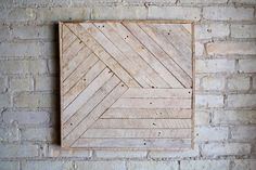 Reclaimed Wood Wall Art Decor Lath Pattern Geometric Monochromatic USD) by EleventyOneStudio Wood Wall Art Decor, Reclaimed Wood Wall Art, Salvaged Wood, Rustic Wood, Wood Turning Lathe, Wood Lathe, Plaster Walls, Wood Walls, Pallet Walls