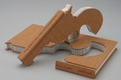 """A book is a loaded gun..."" (from Fahrenheit 451)"