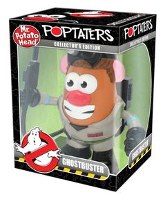 Ghostbusters Mr. Potato Head Is On The Way, Who You Gonna Call? -  #ghostbusters #toys
