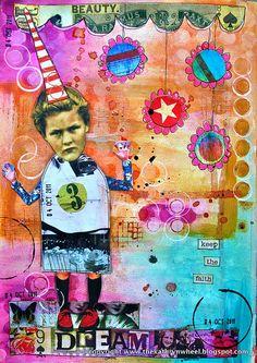 By Kate Crane. Images from Tumble Fish Studio kits at DeviantScrap.com