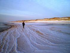 Egmond aan Zee - winter