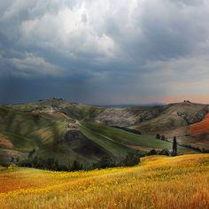 Tuscany (by Edmondo Senatore)