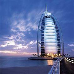 Burj Al Arab, Dubai, Förenade Arabemiraten