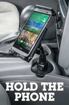 Vent, suction cup, cup holder, or permanent install - no matter what kind of smart phone mount you need for your vehicle we've got you covered. Vw Bus, Nissan, Monitor, Support Telephone, Cute Car Accessories, Car Gadgets, Transporter, Car Hacks, Phone Mount