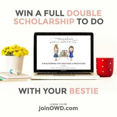 I want to join #OperationWorldDomination with April and Mayi. Come join me at: www.joinOWD.com
