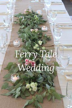 #ferrytalewedding