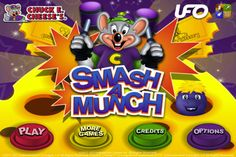 Practice smashing Munch on your iPhone so you can earn tons of tickets when you play in our store.