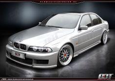 BMW E39  Komplettvers Spoiler Set Body Kit Tuning Umbau neu Verbau