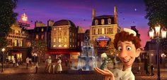 New promotional artwork revealed for Ratatouille: L'Aventure Totalement Toquée de Rémy attraction at Disnyland Paris Toon Studios