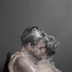 Dark, Masochistic Self-Portraits Capture the Agony of Love Lost - Feature Shoot