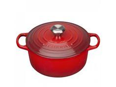 Rund støpejernsgryte Le Creuset, Crockpot, Slow Cooker, Kitchen Appliances, Cooking Tips, Circuit, Diy Kitchen Appliances, Home Appliances, Crock Pot