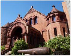 #Louisiana Civil War #Museum, located in New Orleans. http://www.confederatemuseum.com/
