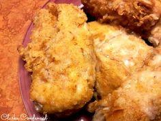Better-Than-KFC Oven Fried Chicken