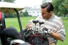 Still of Leonardo DiCaprio in The Wolf of Wall Street (2013)