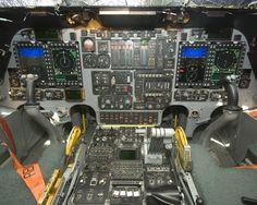 Rockwell B-1B Lancer Upgraded Flight Deck
