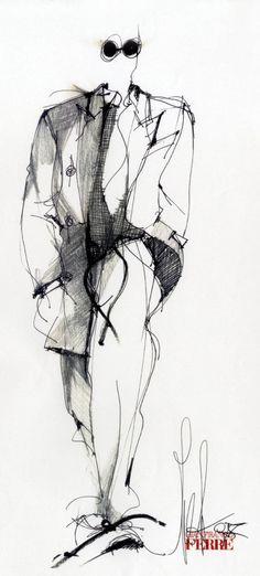 Fondazione Gianfranco Ferré / Collections / Man / Prêt-à-Porter / 1998 / Spring / Summer
