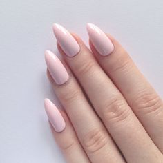 Pastel Pink Stiletto nails, Nail designs, Nail art, Nails, Stiletto... (57 BRL) ❤ liked on Polyvore featuring beauty products, nail care, nail treatments, nails, makeup, beauty, pictures, unhas and fillers