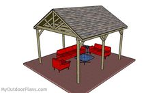 Backyard Pavillion Plans
