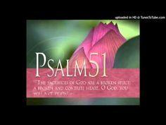 Psalm 51... A Prayer of Repentance {the Word Spoken} / Chamaiya Chabaq {#HebrewMusic}