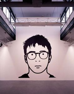 Did a Julian Opie Portrait Unit with my grade Much fun! Portrait Illustration, Illustration Sketches, Illustrations And Posters, Collage Drawing, Ligne Claire, Exhibition Display, Figurative Art, Urban Art, Art And Architecture