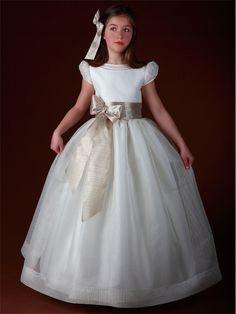 Vestidos de primera comunion de los aрів±os 60