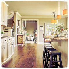 The #Kitchen of the #Ariel model at 1525 Zestar Drive, #Mechanicsburg in #Orchard Glen.  2015 Harrisburg #ParadeOfHomes award winner!