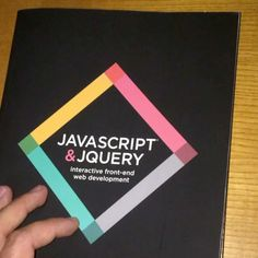 It's time to improve my #skills!  #Javascript #webdesign #jquery #reading #book #web #developer #frontend #html5 #css #php #js #web #website #ux #ui #skill #webdesigner #bologna #ig_bologna #vitadaspiaggia #tuttialmare #tranneme