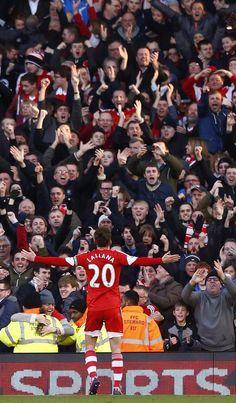 Southampton FC - Adam Lallana Stevie G, Premier League Teams, Southampton Fc, Just A Game, Best Player, Football Players, Liverpool, Saints, Soccer