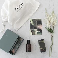 TDC: Aesop's new fragrance Hwyl Eau de Parfum