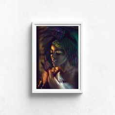 This is an open edition fine art photography print. Artwork will be printed on luxuriously textured Hahnemühle William Turner fine art archival cotton paper. William Turner, Fine Art Photography, Claire, Mona Lisa, African, Woman, Illustration, Artwork, Prints