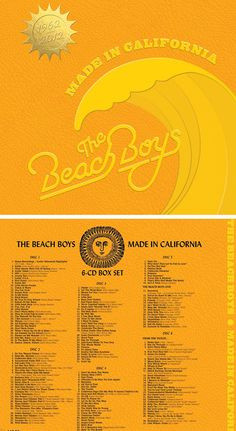 Beach Boys Box Set