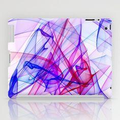 Flame Art, ABBY iPad Case by MehrFarbeimLeben - $60.00