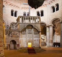 Basilica of San Stefano - Bologna,  Emilia-Romagna Italy